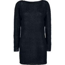 Black Premium by EMP Honestly Bluza damska czarny. Czarne długie bluzy damskie marki Black Premium by EMP, xl, z poliesteru. Za 99,90 zł.
