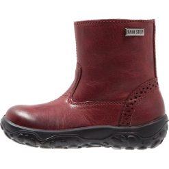 Naturino BRAZOS Śniegowce bordò. Czerwone buty zimowe damskie Naturino, z materiału. W wyprzedaży za 184,50 zł.