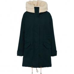 Sessun Parka zimowa 'WOOD GIRL'  zielony. Brązowe kurtki dziewczęce przeciwdeszczowe marki Naketano, w jednolite wzory, z materiału. Za 1092,00 zł.