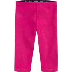 Legginsy dla dziecka 0-3 lat. Różowe legginsy dziewczęce Endo. Za 12,40 zł.