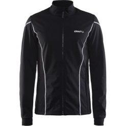Kurtki sportowe męskie: Craft Kurtka męska Force Jacket czarna r. M (1905248-999000)
