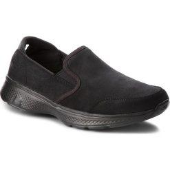 Buty SKECHERS - Deliver 54173 /BBK Black. Czarne buty fitness męskie Skechers, z materiału. W wyprzedaży za 219,00 zł.