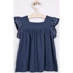 Bluzki dziewczęce bawełniane: Name it - Top dziecięcy 92-128 cm