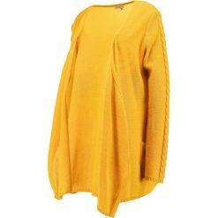 Swetry damskie: Pomkin SARA Kardigan ocre/ochre