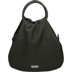 Torba - 8-157P-O D GR. Szare torebki klasyczne damskie Venezia, ze skóry. Za 339,00 zł.