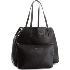 Torebka GUESS - Vikky HWVG69 95240  BLA. Czarne torebki klasyczne damskie Guess, z aplikacjami, ze skóry ekologicznej, duże. Za 629,00 zł.