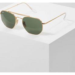RayBan Okulary przeciwsłoneczne goldcoloured. Żółte okulary przeciwsłoneczne damskie lenonki Ray-Ban. Za 619,00 zł.