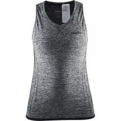 Podkoszulki damskie: Craft aktywnych komfort serek podkoszulek kobiet – czarny – XL