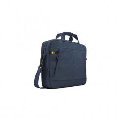 "CASE LOGIC Huxton Torba na laptop 13,3"" granatowa. Szare torby na laptopa marki CASE LOGIC, w paski. Za 139,00 zł."