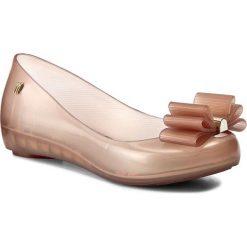 Baleriny damskie lakierowane: Baleriny MELISSA – Ultragirl Sweet + Jaso 31975 Pink 06334