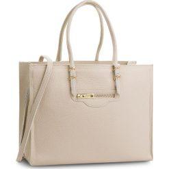Torebka CREOLE - K10534  Beżowy. Brązowe torebki klasyczne damskie Creole, ze skóry. W wyprzedaży za 239,00 zł.