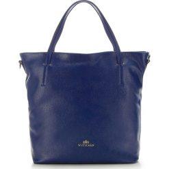 Shopper bag damskie: Torebka damska 86-4E-448-7