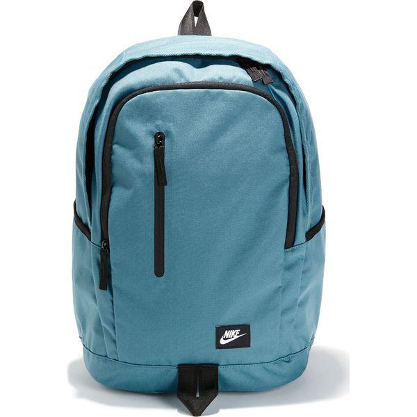 4fb9155269aee Plecak - Niebieskie plecaki damskie marki Nike