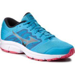 Buty MIZUNO - Ezrun Lx J1GF181809 Niebieski. Niebieskie buty do biegania damskie marki Salomon, z gore-texu, na sznurówki, gore-tex. W wyprzedaży za 219,00 zł.