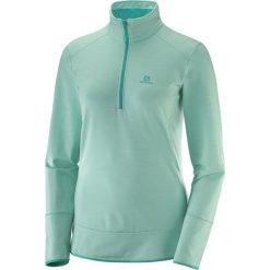 Salomon Bluza Damska Discovery Hz W Yucca Heather L. Brązowe bluzy sportowe damskie marki Salomon, l, z krótkim rękawem, krótkie. Za 299,00 zł.