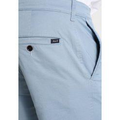 Chinosy męskie: Abercrombie & Fitch Spodnie materiałowe light blue
