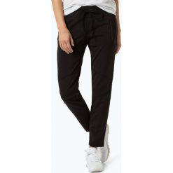 Bryczesy damskie: Cambio - Damskie spodnie sportowe – Jaden, czarny