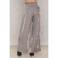 Spodnie z wysokim stanem: 2NDDAY Spodnie Freak – Grey