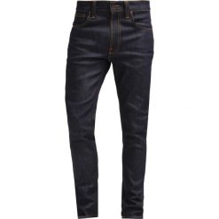 Nudie Jeans LEAN DEAN  Jeansy Slim Fit raw denim. Czarne jeansy męskie relaxed fit Nudie Jeans. Za 459,00 zł.