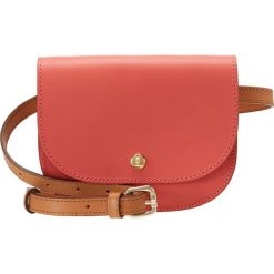 Torebki klasyczne damskie: CLOSED BUM BAG Saszetka nerka strawberry pink