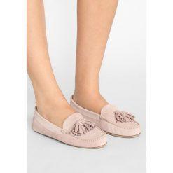 Mokasyny damskie: Pretty Ballerinas MICROTINA CROSTINA Mokasyny rose