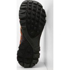 Merrell FLEX GTX Obuwie hikingowe old gold. Brązowe buty sportowe męskie Merrell, z materiału, outdoorowe. W wyprzedaży za 455,20 zł.