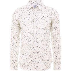 PS by Paul Smith MENS SLIM FIT Koszula ivory. Niebieskie koszule męskie slim marki PS by Paul Smith, m, z bawełny. Za 689,00 zł.