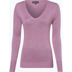 Marie Lund - Sweter damski, lila. Fioletowe swetry klasyczne damskie Marie Lund, m, z dzianiny. Za 129,95 zł.