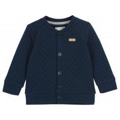 Bluzy niemowlęce: Bluza rozpinana z pikowanym przodem dla niemowlaka