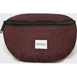 Spiral - Nerka. Brązowe walizki marki Spiral, w paski, z materiału. Za 59,90 zł.