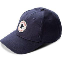 Czapka z daszkiem CONVERSE - CON301 Navy. Niebieskie czapki z daszkiem męskie Converse, z bawełny. Za 89,00 zł.