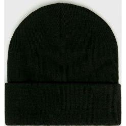 S. Oliver - Czapka. Czarne czapki zimowe męskie S.Oliver, na zimę, z dzianiny. Za 89,90 zł.