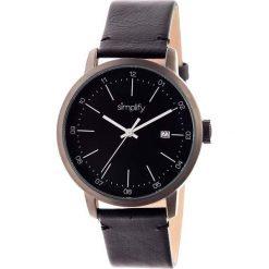 """Zegarki męskie: Zegarek kwarcowy """"the 2500"""" w kolorze czarno-antracytowym"""