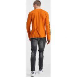 Jeansy męskie: Brave Soul RORY Jeans Skinny Fit dark grey wash