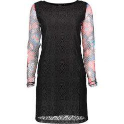 """Sukienki hiszpanki: Sukienka """"Pichi"""" w kolorze czarnym"""