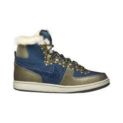"""Buty Nike Terminator High Supreme """"Matagi Pack"""" (383182-441). Brązowe buty skate męskie Nike, z materiału. Za 525,99 zł."""