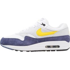 Tenisówki damskie: Nike Sportswear AIR MAX 1 Tenisówki i Trampki white/tour yellow/blue recall