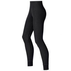 Odlo Spodnie damskie Pants long WARM czarne r. XL (152041). Czarne spodnie sportowe damskie marki Odlo, xl. Za 126,36 zł.