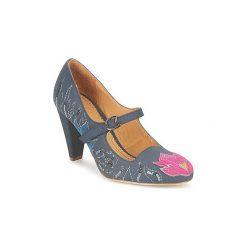 Czółenka Maloles  CLOTHILDE. Szare buty ślubne damskie Maloles. Za 916,30 zł.