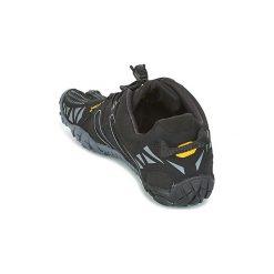 Buty do biegania Vibram Fivefingers  V-TRAIL. Czarne buty do biegania damskie marki Vibram Fivefingers, vibram fivefingers. Za 609,00 zł.