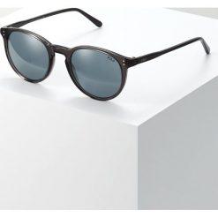 Polo Ralph Lauren Okulary przeciwsłoneczne black. Czarne okulary przeciwsłoneczne męskie wayfarery Polo Ralph Lauren. Za 609,00 zł.