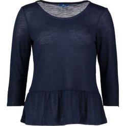 T-shirty damskie: Koszulka w kolorze granatowym