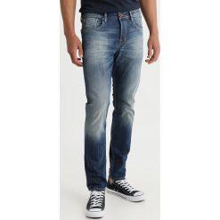 Scotch & Soda RALSTON BLAUW Jeansy Slim Fit sugar dark. Niebieskie jeansy męskie relaxed fit Scotch & Soda, z bawełny. Za 469,00 zł.