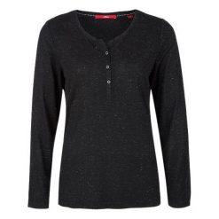 S.Oliver Koszulka Damska, 40, Czarna. Czarne bluzki z odkrytymi ramionami marki Fille Du Couturier, z bawełny. Za 99,00 zł.