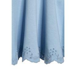 Spódniczki: Polo Ralph Lauren PONTE SKIRT BOTTOMS Spódnica trapezowa elite blue