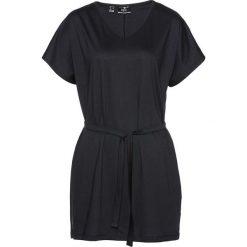 Tunika shirtowa bonprix czarny. Czarne tuniki damskie bonprix. Za 21,99 zł.