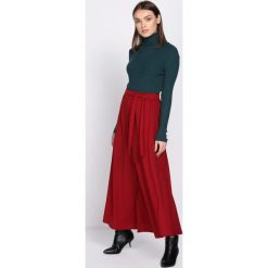 Spódniczki: Bordowa Spódnica Concord