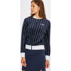 Bluzy rozpinane damskie: Fila - Bluza