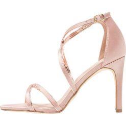Sandały damskie: New Look TECHNO Sandały na obcasie light pink