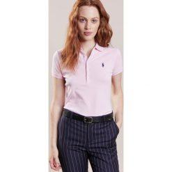 Polo Ralph Lauren JULIE POLO Koszulka polo country club pink/navy. Czerwone bralety marki Polo Ralph Lauren, xs, z bawełny, polo. Za 419,00 zł.